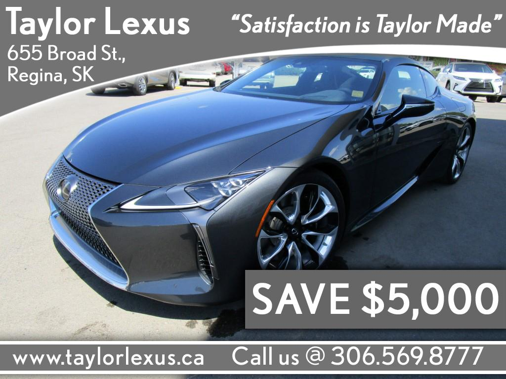 LC500 – Pure performance – Save $5,000!