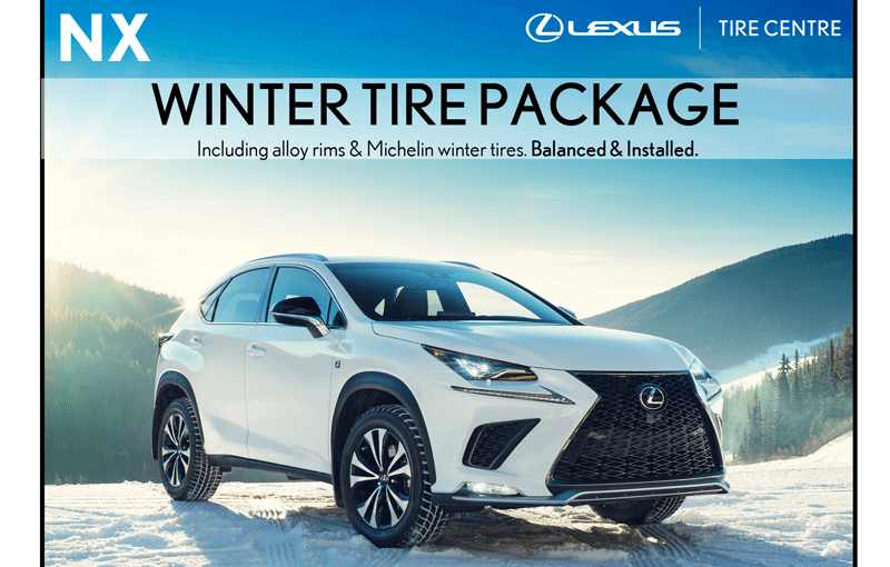 NX Winter Tire Package – Big Savings!