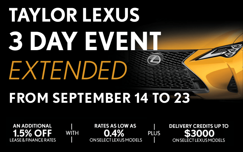 EXTENDED 3-Day Sale